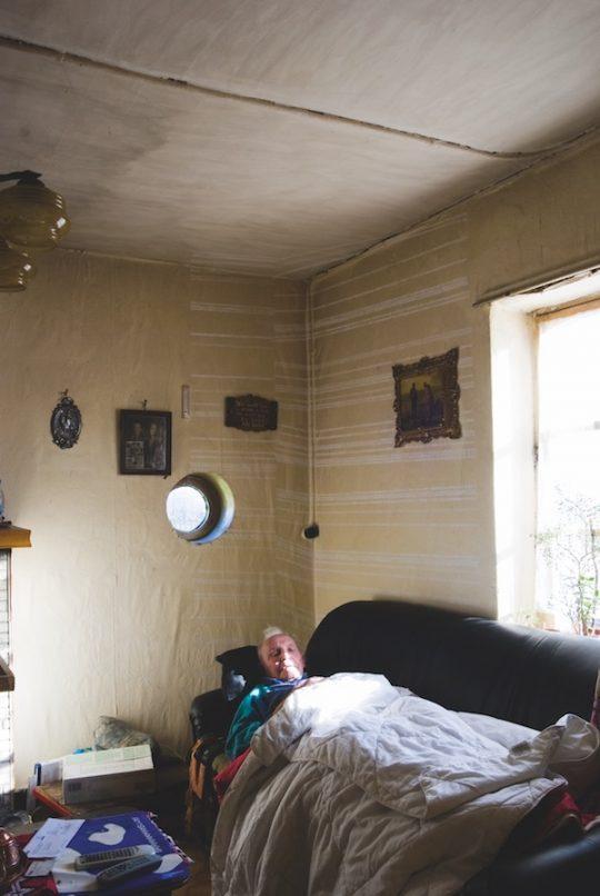 Bart Lodewijks, MOSCOU DRAWING, GENT (2007-2010) foto: Huig Bartels